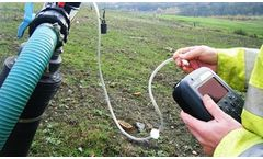 Portable and fixed gas analysers for landfill gas field management