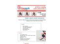 ATEX - Dipmeter Certified Dipmeter for Landfill Liquid Monitoring - Datasheet