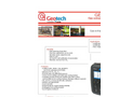 Geotech GEM 5000 Portable Landfill Gas Extraction Monitor - Datasheet