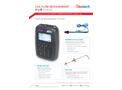 Gas Flow Measurement - Datasheet