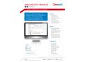 Analyser Data Manager - Data Sheet