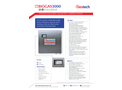 Biogas3000 Fixed Biogas and Landfill Gas Analyser | Anaerobic Digestion - Data Sheet