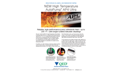 AutoPump AP4 Ultra High Temperature Remediation Pump - Data Sheet