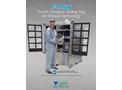 EZ-Tray Sliding Tray Air Stripper Technology - Data Sheet