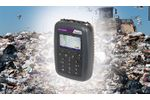 Geotech - Model GA5000 - Landfill and Contaminated Land Portable Gas Analyser