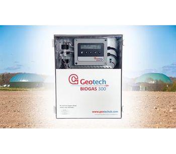 Geotech - Model BIOGAS 300 - Fixed Biogas Analyser