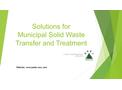 Solid Waste Solution Brochure