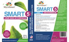 Smart - Model 5 - Endomycorrhizae Liquid  Brochure