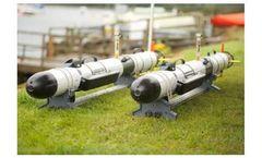 Model Iver3 - Standard Autonomous Underwater Vehicles (AUVs)