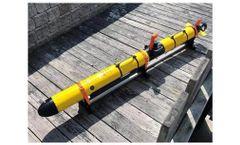 Model Iver3 - Open System Autonomous Underwater Vehicles (AUVs)