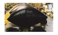 SeaContainer - Collapsible Pillow Storage Tanks