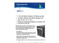 Model WFC-1 - Atmospheric Water Generator Brochure