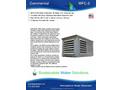 Model WFC-3 - Atmospheric Water Generator Brochure