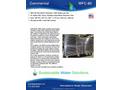 GR8 Water - Model WFC-80 - Atmospheric Water Generator - Datasheet