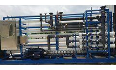 GR8 Water - Seawater Reverse Osmosis System