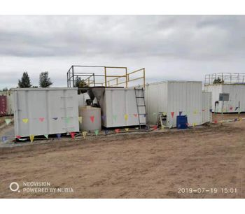 Packaged domestic wastewater treatment plant-2