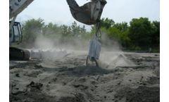 Contaminated Soil Fixation