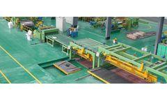 Stainless Steel Slitting Machine