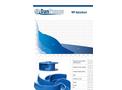 Dan Pumps - Model S-WP and S-WN - Sewage Pumps Brochure