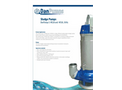 Dan Pumps - Model S-WS20 and -WS30 - Sludge Pumps Brochure