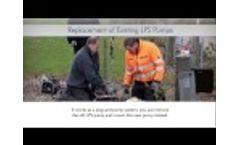 Liqflow Pressure Sewer System Video