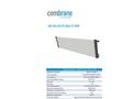 Cembrane - Model SiC - Ceramic Flat Sheet Membrane Brochure