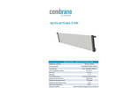 Cembrane - Model SiC - Ceramic Flat Sheet Membrane Brochure
