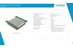 Cembrane - Model SiC - Ceramic Single Module Brochure