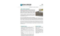 Envirco - Model MAC 10 RFAC - Fan Filter Unit - Brochure