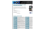 AII1-Analytical - Model GPR-1200-MS - Industrial Gas Oxygen Analyzers Brochure