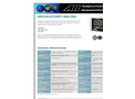 AII1 Analytical - Model AII-2000 and AII-2000 Palm O2 - Handheld Oxygen Analyzers for Medical Gases  Brochure