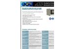 Trimix - Model 4001 - Portable Diving Mix Analyser  Brochure