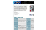 AII1 Analytical - Model GPR-7500 and GPR-7100 - Hydrogen Sulphide Analyzers Brochure