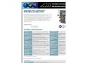 AII1 Analytical - Model GPR-1000, GPR-1100, GPR-2000 & GPR-3500 - General Purpose Portable Oxygen Analyzers Brochure
