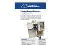AII1 Analytical - Model GPR-1200 & GPR-3500 - Fast Responding Oxygen Analyzers Brochure