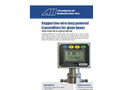AII1-Analytical - Model GPR-1500 GB & GPR-2500 GB - Oxygen Monitor for Glove Boxes and Confined Spaces Brochure