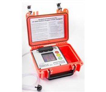 Trimix - Model 4001 - Portable Diving Mix Analyser