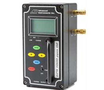 AII1 Analytical - Model GPR-1000, GPR-1100, GPR-2000 & GPR-3500 - General Purpose Portable Oxygen Analyzers