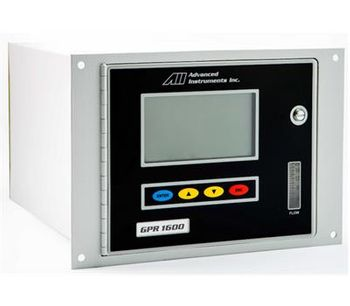 AII1-Analytical - Model GPR-1200-MS - Industrial Gas Oxygen Analyzers