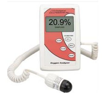 AII1 Analytical - Model AII-3000 Series - Diving Nitrox Analysers