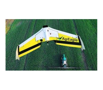 Durable Lightweight Professional-Grade Aerial Imagery Collection Drone-1