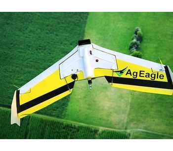 AgEagle - Model RX60 - Durable Lightweight Professional-Grade Aerial Imagery Collection Drone