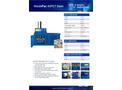 WastePac - Model 40 PET - Multi-Chamber Balers Brochure