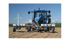 F-Poulsen - Field Vision System for Plant Breeders