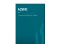 Drug Residue Analysis in Milk Brochure