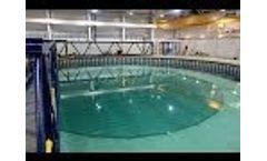 WaveNET Tank Testing :: FloWaveTT 2014 Video