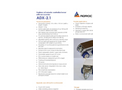 ADROC Tech - Model ADC 1 & ADX 2.1 - Romote-Controlled Rover - Brochure