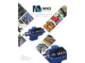 MXQ - Model MW-Series - Progressive Cavity Pumps - Datasheet