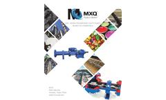 MXQ - Model MM-Series - Progressive Cavity Pump - Datasheet
