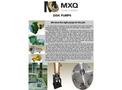 MXQ - Disk Pump - Brochure
